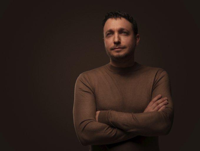 Professional Moody Portrait