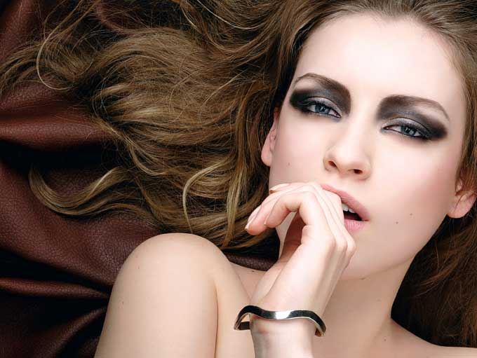 beauty fashion photo shoot in London