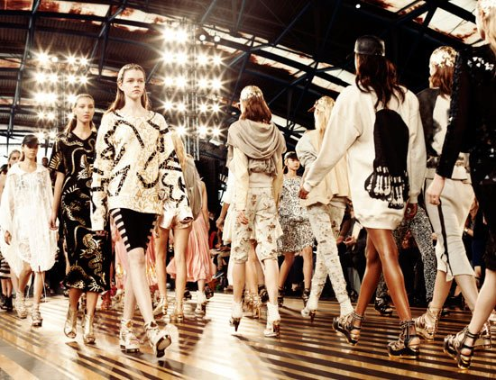 Fashion Show Event - Headshot London