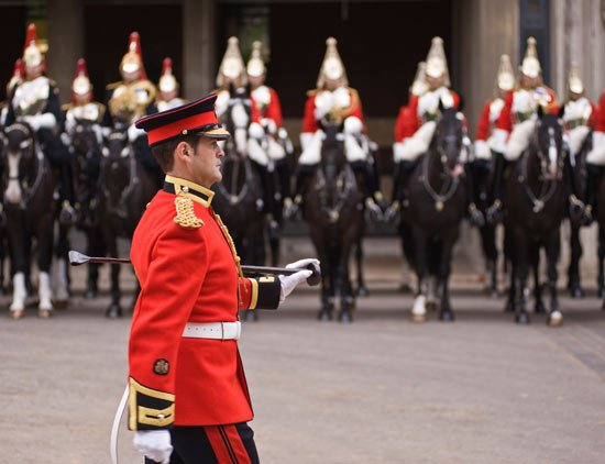 Trooping the Colour by Headshot London
