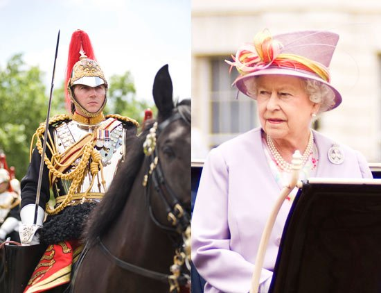 Trooping The Colour Event - Headshot London Photography