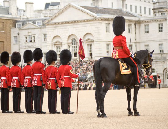 Trooping the Colour Event (c) HeadshotLondon