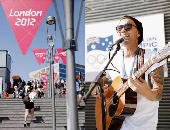 Olympic Event London 2012 - HeadshotLondon