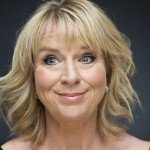 Fern Britton portrait with David Locke