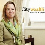 City wealth Woman of the year