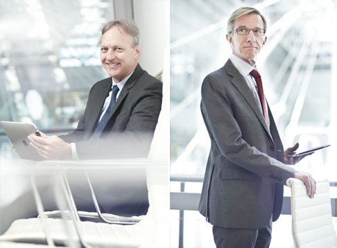 light corporate photo shoot