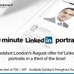 LinkedIn Portrait – August Special Offer