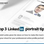 Top 3 Tips For Linkedin Portraits
