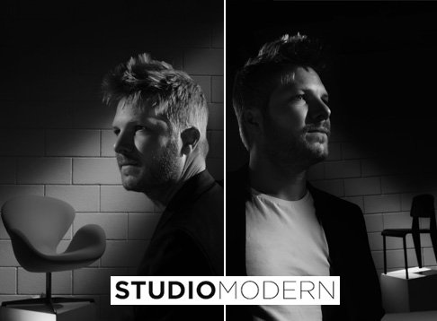 Studio Modern Portrait