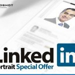 LinkedIn Portraits / Profile Pictures – Special Offer!