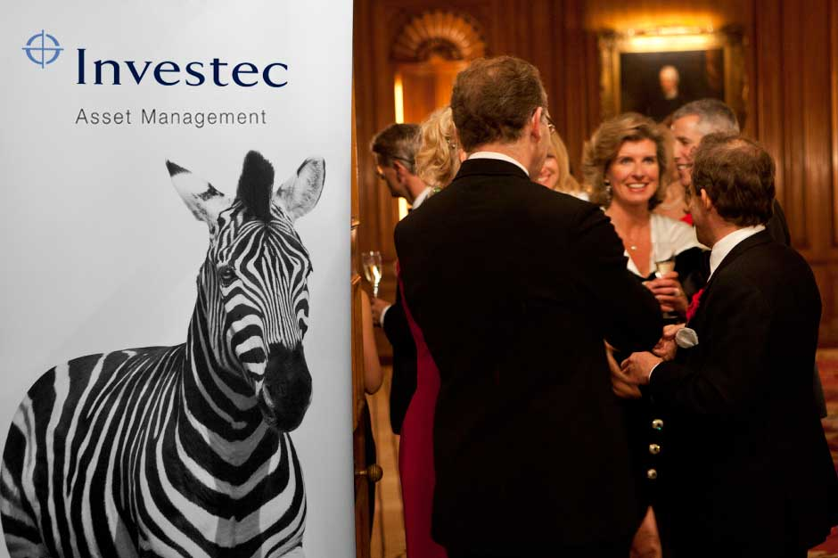 Investec corporate event shot by HeadshotLondon