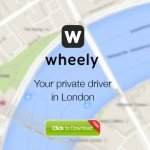 Wheely London taxi app portrait photographs
