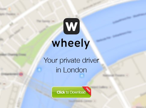 Wheely taxi drivers app shooting with Headshot London Photography