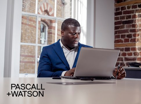 editorial portrait for pascall+watson 2015
