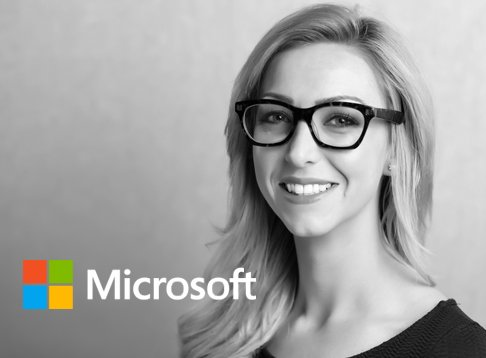Corporate headshot - Microsoft