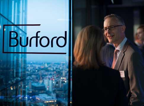 Burford Capital event photography