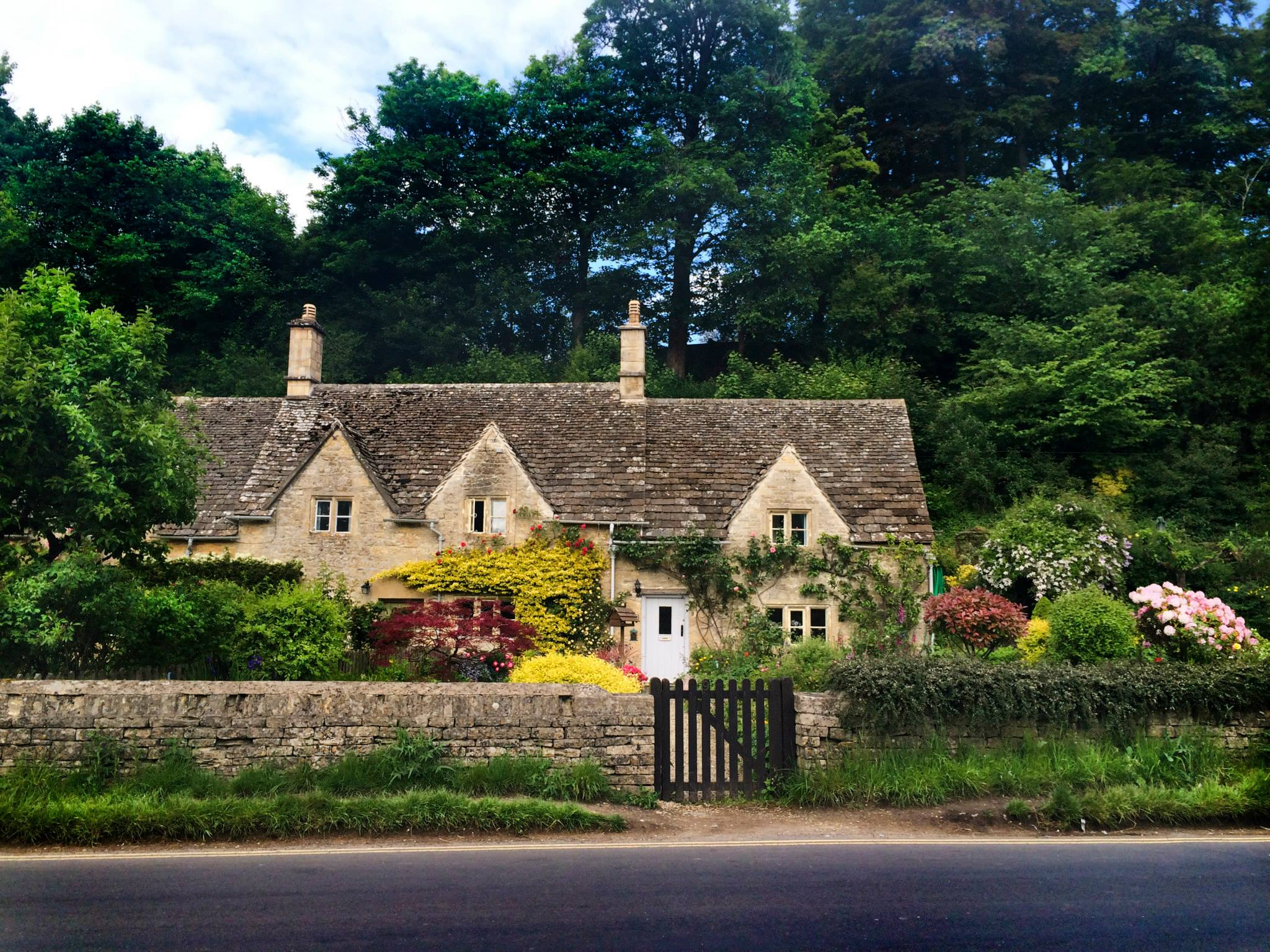 iphone-photography-bibury-village-uk