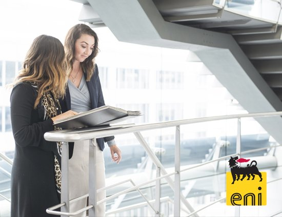 Eni S.p.A. – a photo shoot with energy