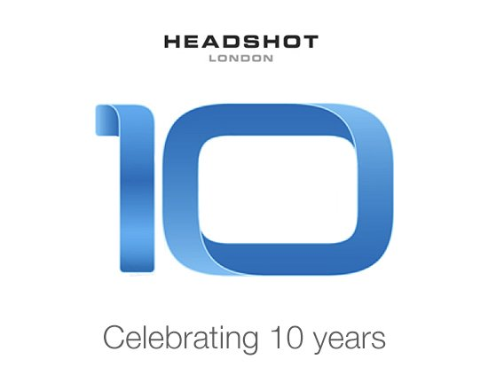 headshot london is ten years old