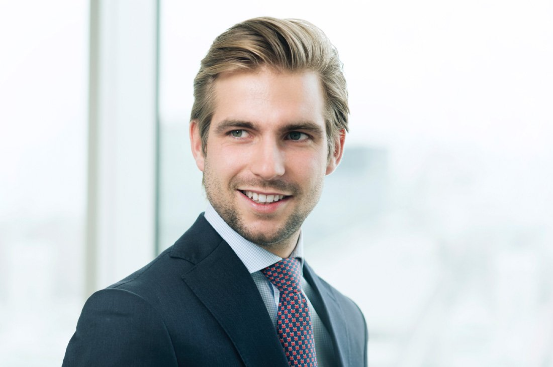 Corporate Headshot for Business