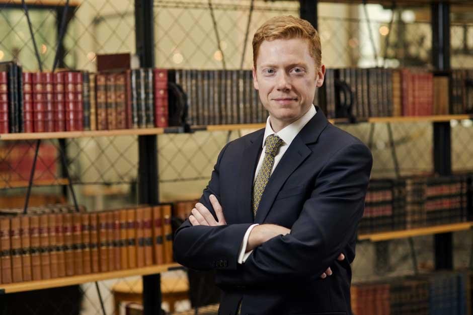 Editorial Portrait - Law Firm